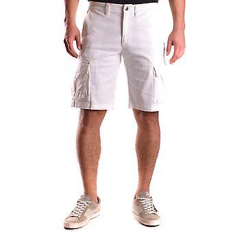 Colmar Originals Ezbc124002 Men's White Cotton Shorts