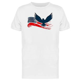 Royal American Eagle  Tee Men's -Image by Shutterstock
