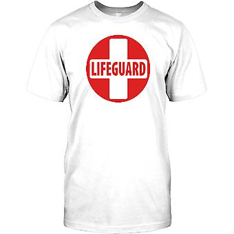 Rettungsschwimmer Logo - Herren-T-Shirt
