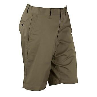 RVCA Herre VA Sport Weekend Casual Chino Shorts - mørke Kaki