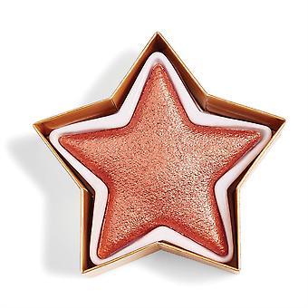 Make-up revolutie in hart revolutie ster van de show Highlighter Superstar