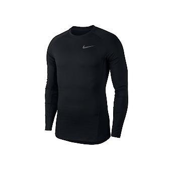 Nike Therma Pro Warm 929721010 koulutus ympäri vuoden Miesten t-paita