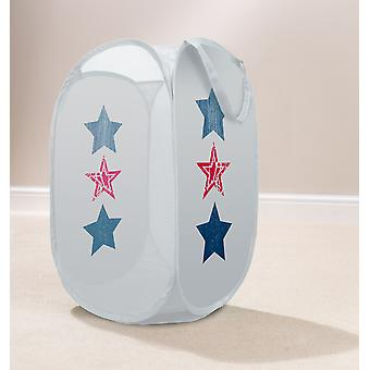 Country Club Kids Pop Up Laundry Basket, Transport