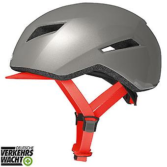Abus Yadd-I bicycle helmet / / brilliant grey