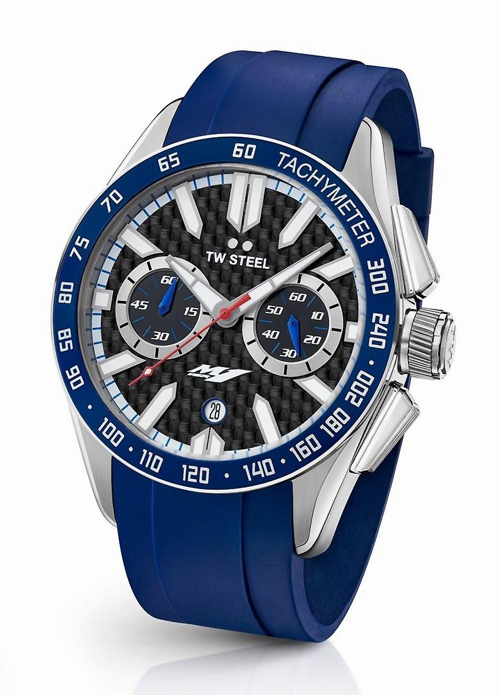 TW Steel Gs3 Yamaha Factory Racing Watch 42 mm