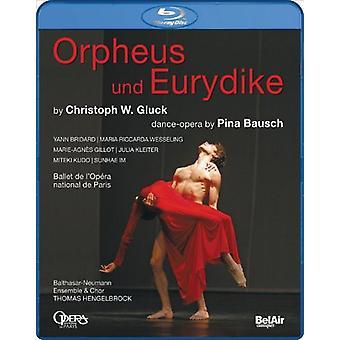 Gluck, C.W. Von - Orpheus Und Eurydice [BLU-RAY] USA import