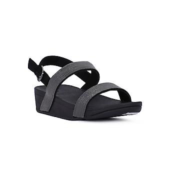 Fit flop Lottie Shimmermesh Slide flip flops