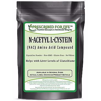 N-acetyl L-cystein (NAC)-amino acid sammensatte Powder