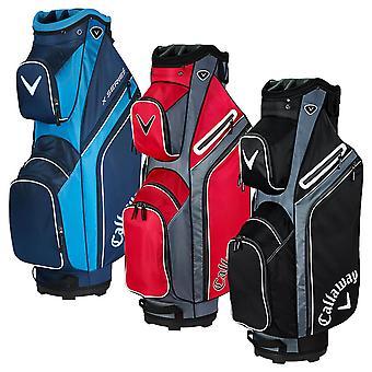 Callaway 2019 X-serie 14-weg 7 zakken lichtgewicht Cart Golf Bag