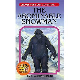Abominable Snowman by Choose Your Own Adventure - R. A. Montgomery -