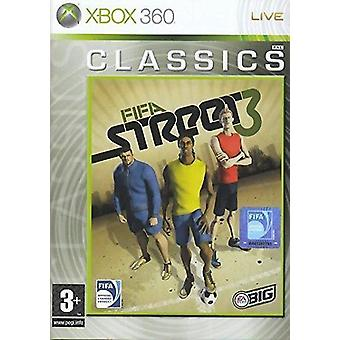 FIFA Street 3 Xbox 360 jeu-Classics Edition
