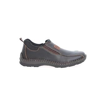 Rieker 0536325 universal ympäri vuoden miesten kengät