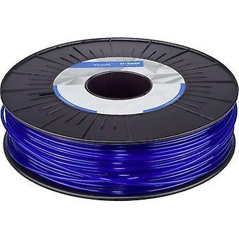 BASF Ultrafuse PLA-0024A075 PLA MAVİ TRANSLUSAN Filament PLA 1.75 mm 750 g Mavi (yarı saydam) 1 adet(ler)