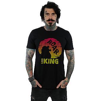 Disney Men's The Lion King Movie Roar T-Shirt