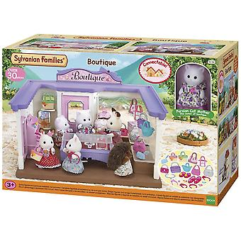 Sylvanian perheet Boutique