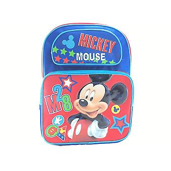 Backpack - Disney - Mickey Mouse Red Star 16