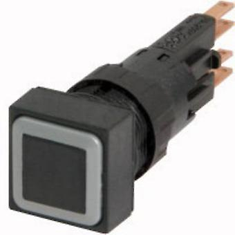 Eaton Q18D-SW drukknop zwart 1 PC (s)