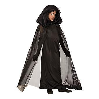 Bristol Novelty Girls Halloween Haunted Child Costume