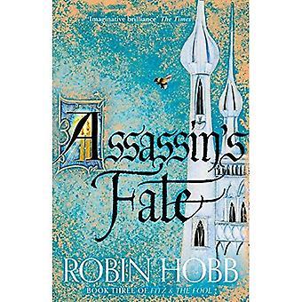 Assassin's skæbne (Fitz og fjols, bog 3)