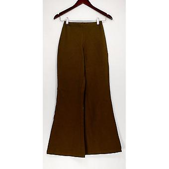 Women with Control Women's Pants XXS Contour Waist Green A219255