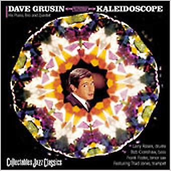 Dave Grusin - Kaleidoscope [CD] USA import