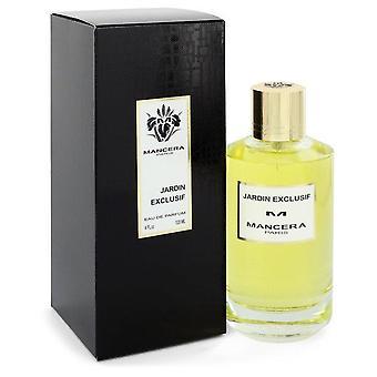 Mancera jardin exclusif eau de parfum spray von mancera 546230 120 ml