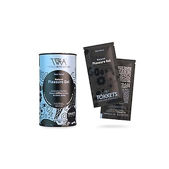 Toka Pleasure Gel Red Grape Aroma Lubricant 10x6ml