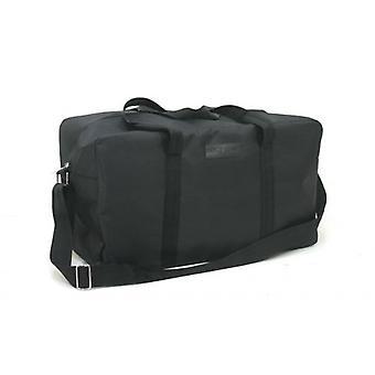 Giorgio Armani svart Weekender väska