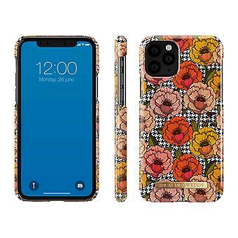 iDeal Da Suécia iPhone 11 Pro/X/XS Marble shell-Retro bloom iDeal Of Sweden iPhone 11 Pro/X/XS Marble shell-Retro bloom