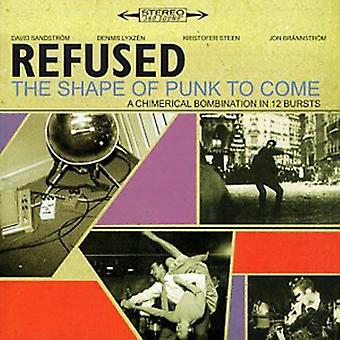 Refused - Shape of Punk to Come [CD] USA import