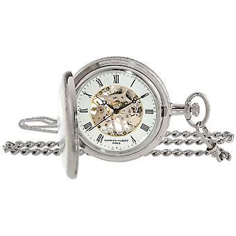 Charles-Hubert Unisex Ref Clock. 3860