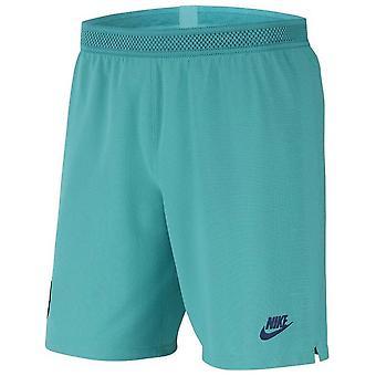 2019-2020 Barcelona tredje Nike Vapor match shorts (blå)