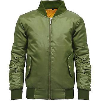 Girls MA1 Bomber Jacket
