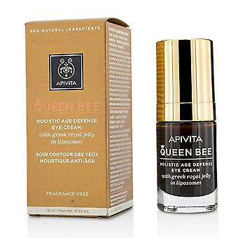 Apivita Queen Bee Holistic Age Defense Eye Cream - 15ml/0.54oz
