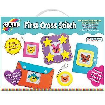 Galt First Cross Stitch- Craft Kit