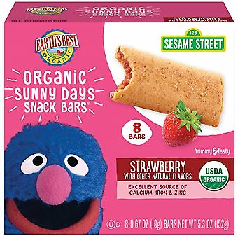 Earth's Best Organic Sunny Days Snack Bars Strawberry