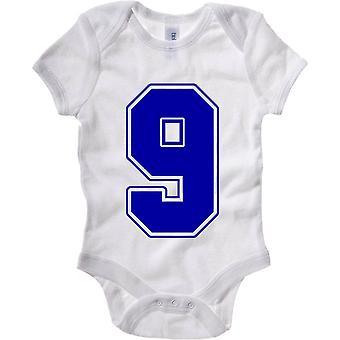 White newborn body wtc1777 number 9
