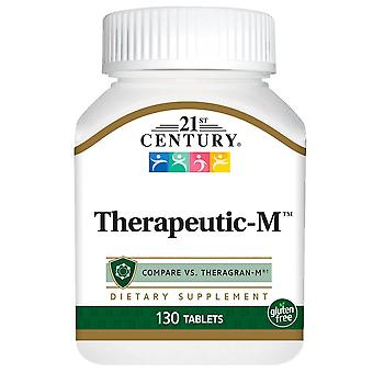 21st century therapeutic-m, tablets, 130 ea
