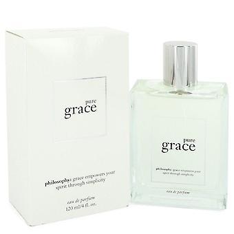 Pure grace eau de parfum spray by philosophy 547895 120 ml