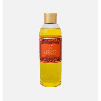 Diffuser Refill 200ml Orange & Cinnamon by Shearer Candles