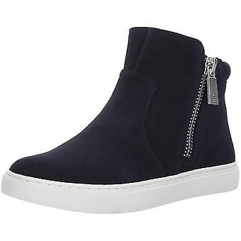 Kenneth Cole New York Womens Kiera Hight Top Zipper Fashion Sneakers
