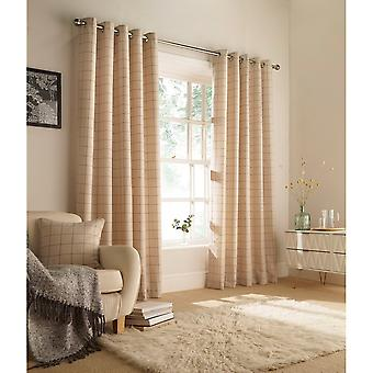 Furn Ellis Ringtop Eyelet Curtains