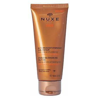 Nuxe Sun Hydrating verbessernde Bräunungscreme