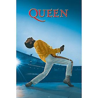 Queen, Maxi Poster - Live at Wembley