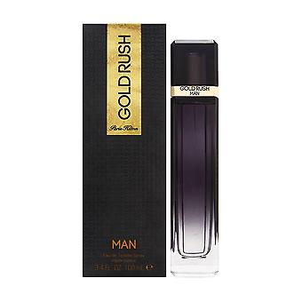 Paris hilton gold rush man 3.4 oz eau de toilette spray