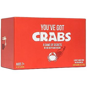 Du've hat Krabben