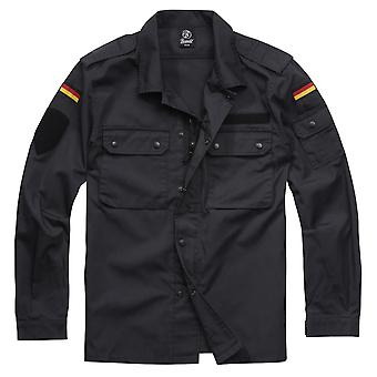 Brandit Men's Transition Jacket BW Field Blouse