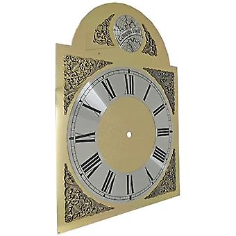 Hermle clock dial 250mm dial