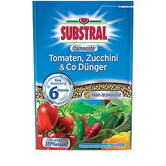 SUBSTRAL® Osmocote Tomato, Zucchini & Co Fertilizer, 750 g