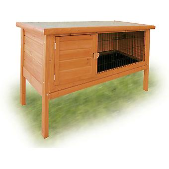 Ica Tall Wooden Hut for Rabbits (Small pets , Cage Accessories , Maisonnettes et Tunnels)